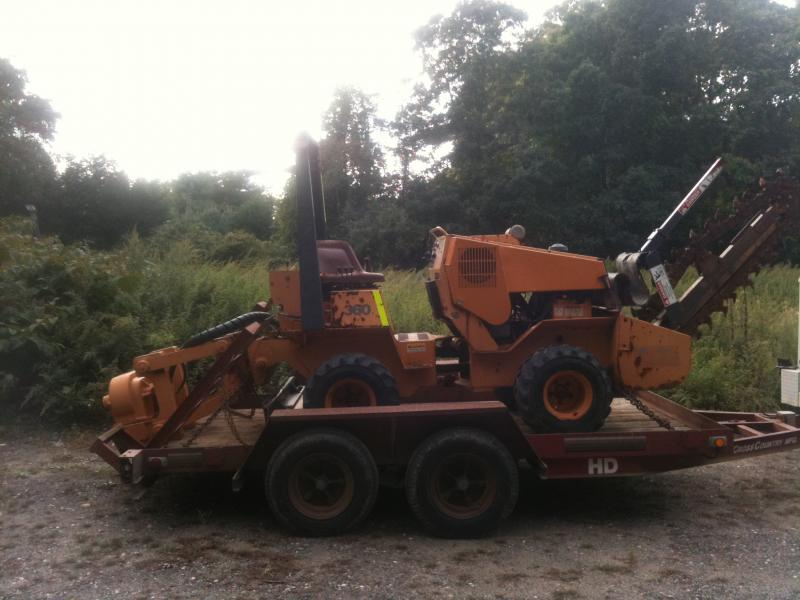 case  trencher lawnsite
