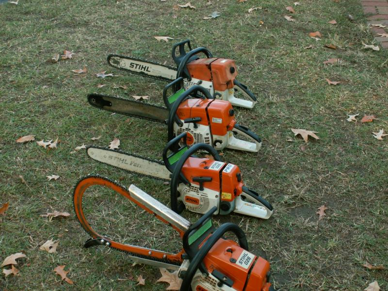 bow bar for chainsaw | Page 4 | LawnSite