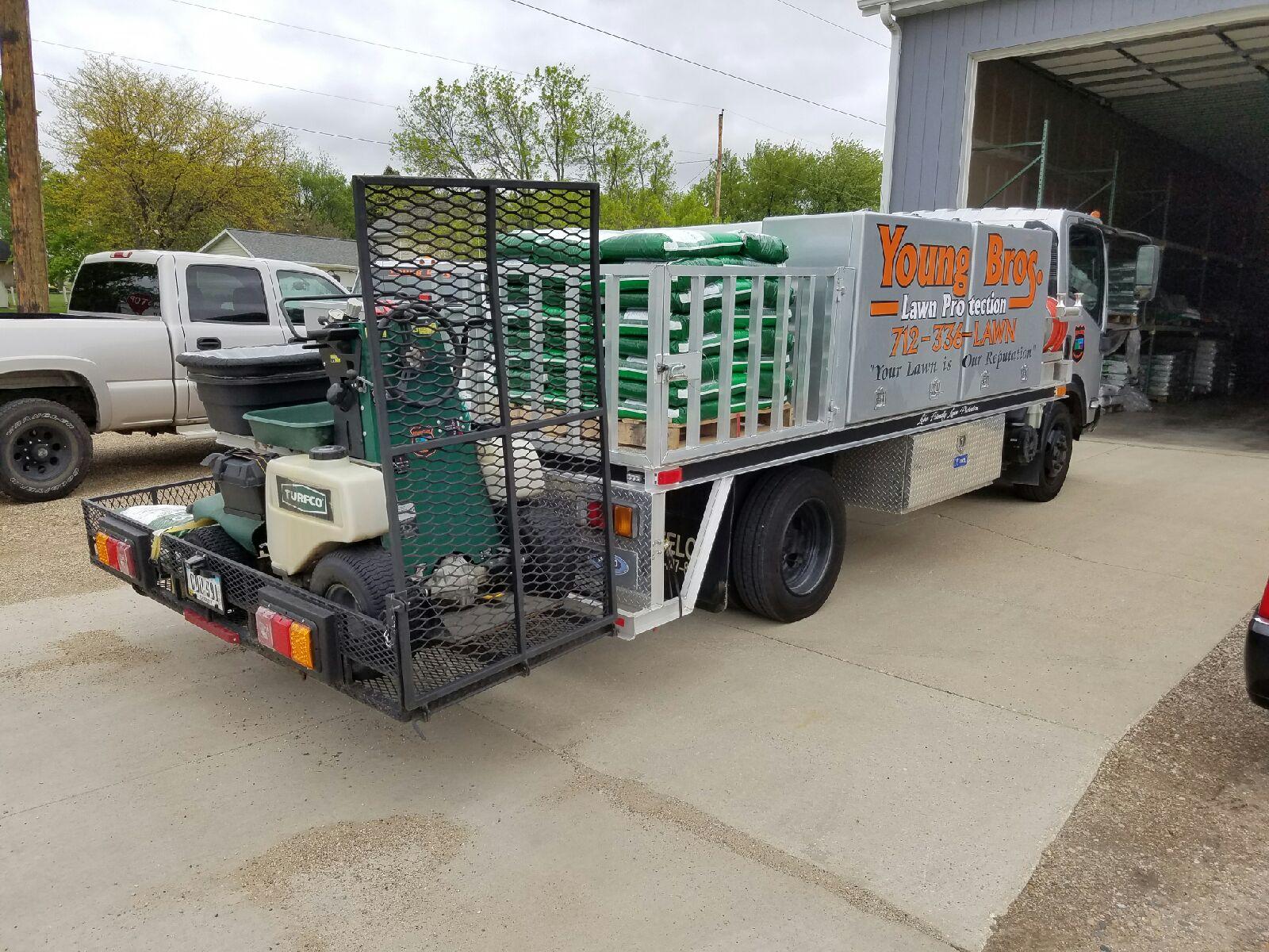 One Of The Best Spray Trucks Lawnsite