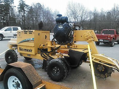 Vermeer Stump Grinder For Sale >> Vermeer Sc352 Stump Grinder For Sale Lawnsite