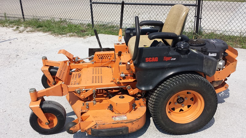 Scag Mower Tiger Cat  For Sale