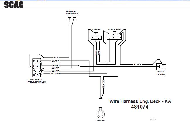 Voltage Regulator Wiring