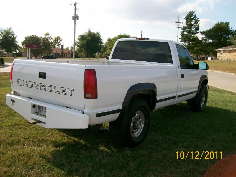 1998 3 4 Ton 4x4 Regular Cab Chevy Pickup Lawnsite