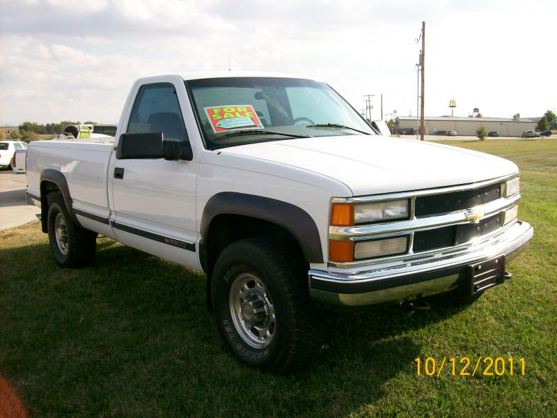 1998 3 4 ton 4x4 regular cab chevy pickup lawnsite. Black Bedroom Furniture Sets. Home Design Ideas