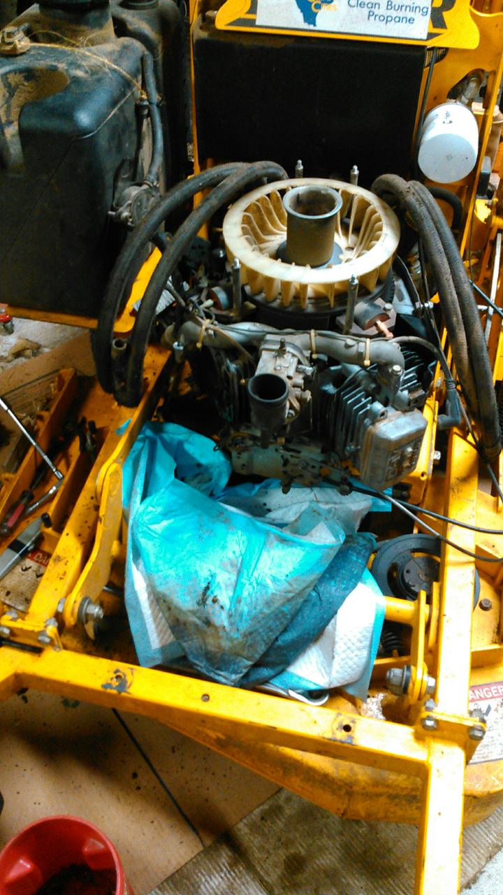 Kawasaki Fh580v Engine Problems