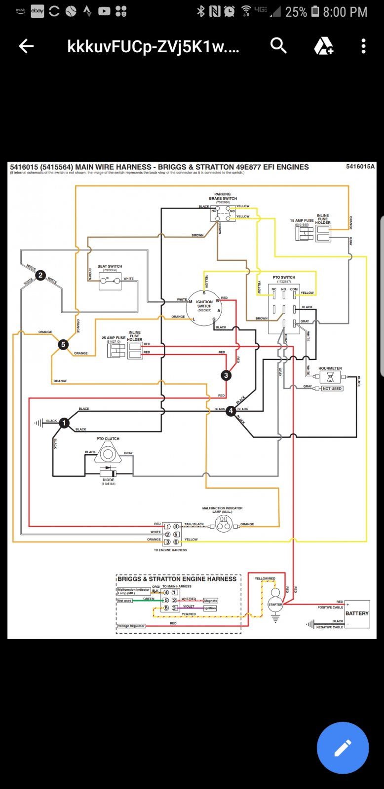 Hustler Super Z Wiring Diagram from www.lawnsite.com