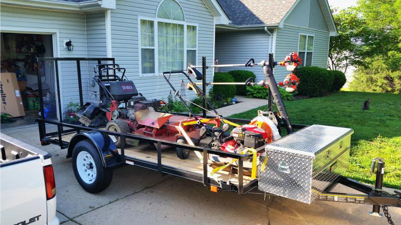 What S Your Lawn Care Setup Page 5 Lawnsite