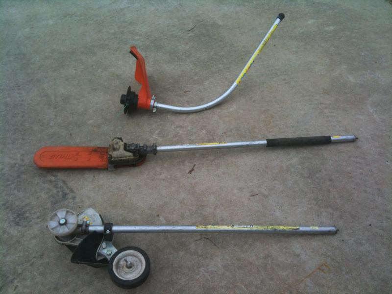 Stihl Kombi Systems Attachments for sale | LawnSite