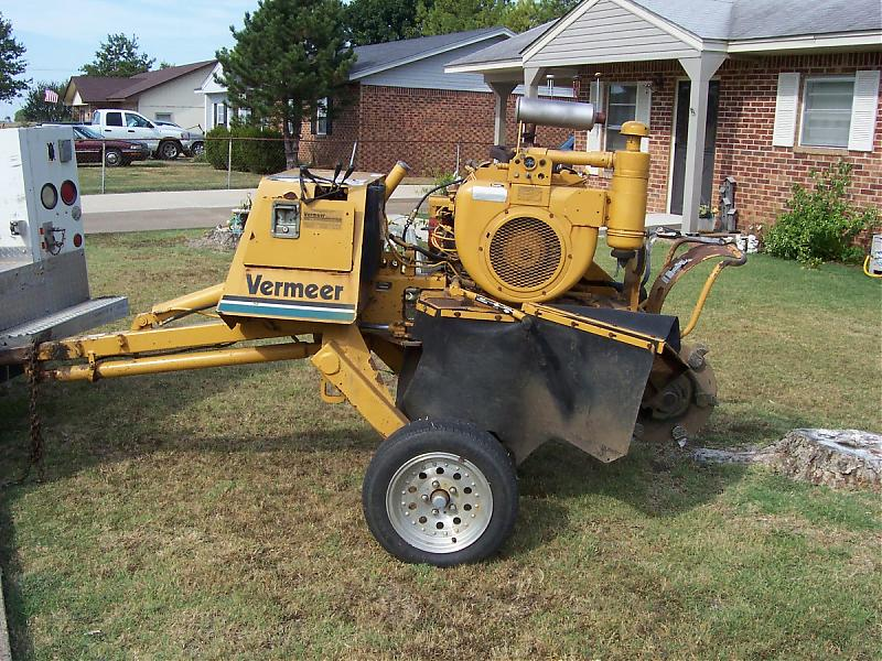 Vermeer Stump Grinder For Sale >> Vermeer 630b Stump Grinder For Sale Lawnsite