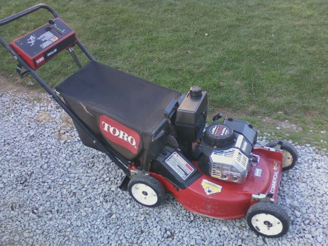 Toro Commercial 21 Quot Bbc Suzuki 2 Cycle 5 5 Excellent Cond