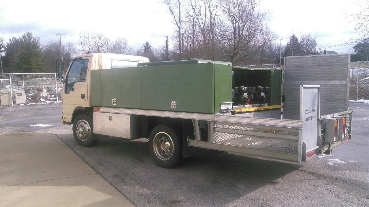 Lawn Care Spray Truck For Sale Lawnsite