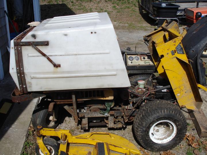 walker mower for parts or repair lawnsite walker 2 jpg