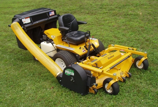 Walker Deck Driven Blower.JPG