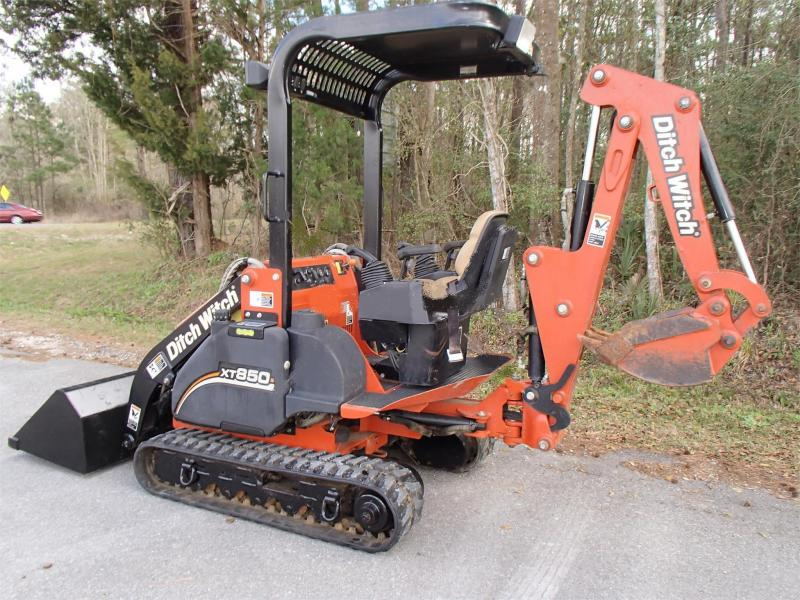 Ditch Witch XT850 Excavator/SkidSteer (Like an sk650 but ...